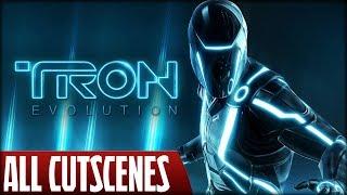 Tron: Evolution (PS3) - All Cutscenes