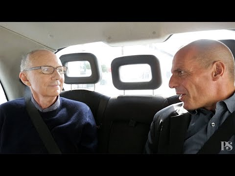 Riding in Cabs with: Yanis Varoufakis