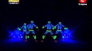 Коллектив «Lightbalance» «Україна має талант 5» Гала-концерт