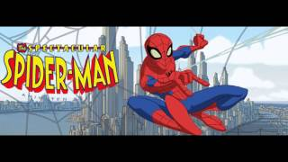 Spectacular Spider Man (2008) Theme Song