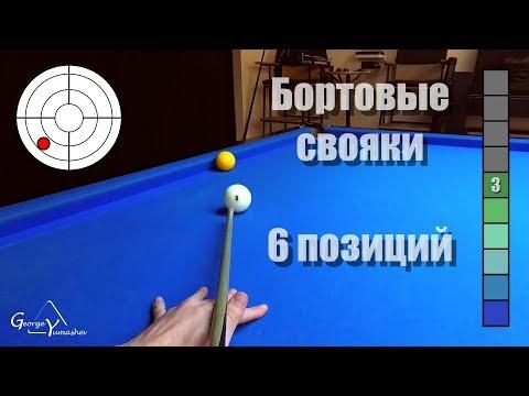 """[""""Бортовые"""" свояки] - [6 позиций]"""