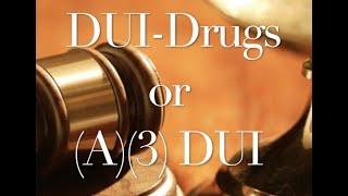 The Behan Law Group, P.L.L.C. Video - Drug DUI = A3