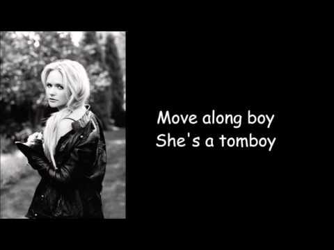 Miranda Lambert ~ Tomboy (Lyrics)