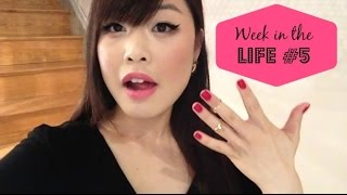 Week in the Life #5: OOTW, Parents' Anniversary, & Fishbowl Margaritas! ♥ Thumbnail