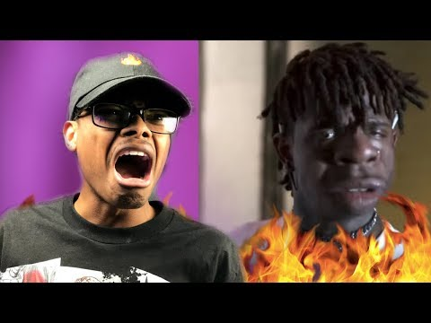 UGLY AF! LMAO! | Ski Mask The Slump God - Baby Wipe (Music Video) | Reaction