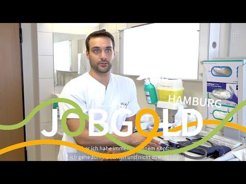 """""""Service und Wohlbefinden""""   Jobgold Hamburg   Albertinen Krankenhaus"""