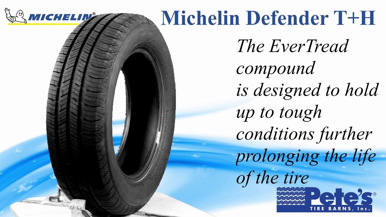 michelin defender t h all season tire
