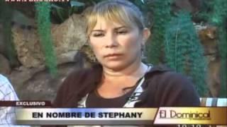 El Dominical latest Interview mother Stephany Flores about Joran van der Sloot
