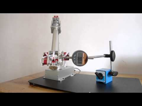 7bot Robot Arm Accuracy Test Just For Comparing With