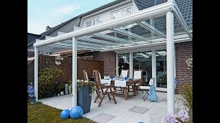 5 Different Types of Awnings to cover your Deck - 2018