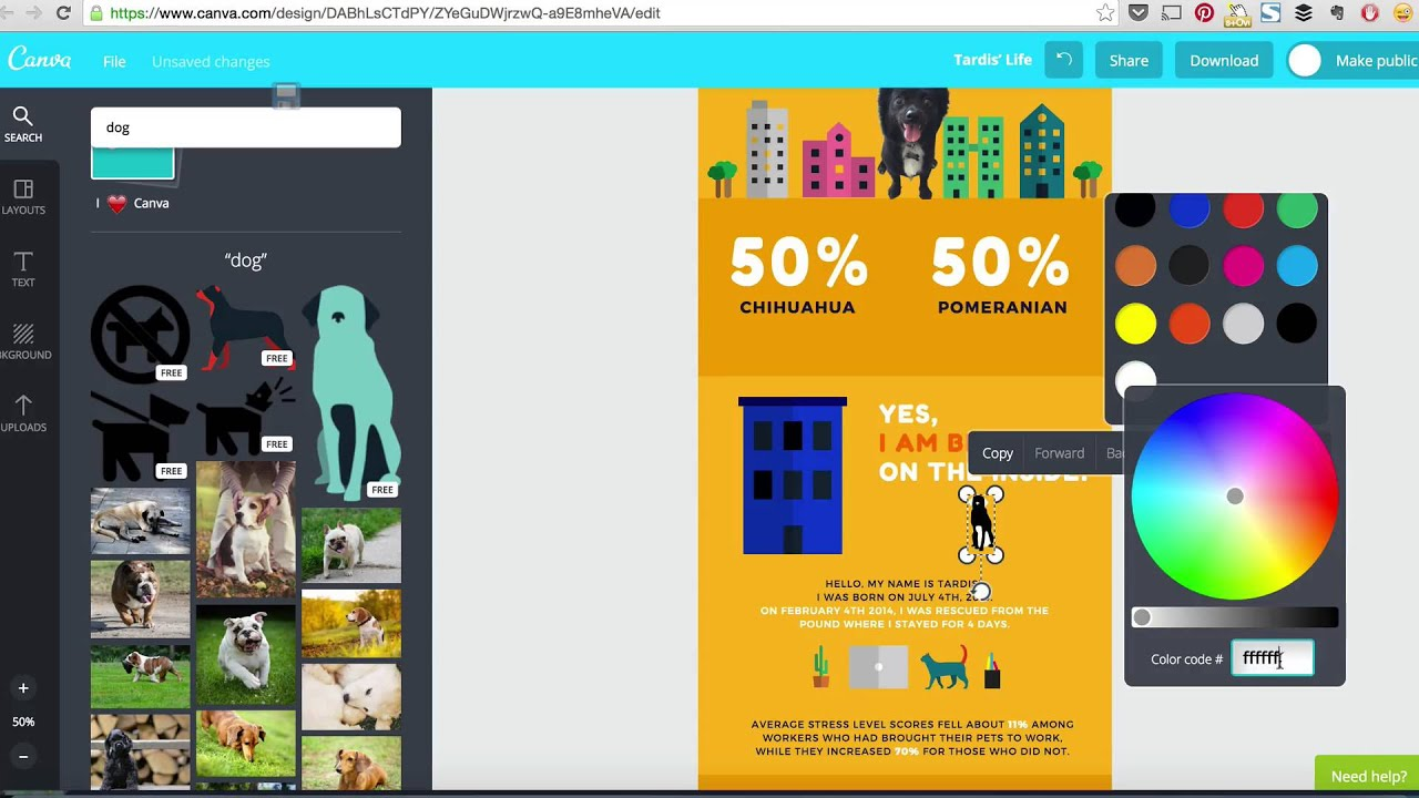 Easily Create Infographics With This Super Simple Infographic Tutorial