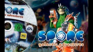 Сказания дисковода: Spore Galactic Adventures