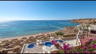 REEF OASIS BEACH RESORT 5 ЕГИПЕТ ШАРМ ЭЛЬ ШЕЙХ пляж отель номера территория