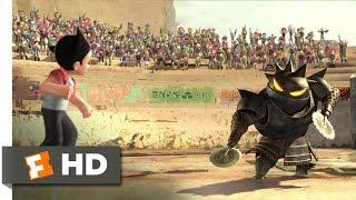Astro Boy (7/10) Movie CLIP - Robot Wars (2009) HD