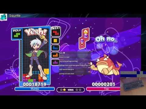 Puzzle League w/ Wumbo! Climb to Rank #1 Worldwide 27109➜27605 (PC)