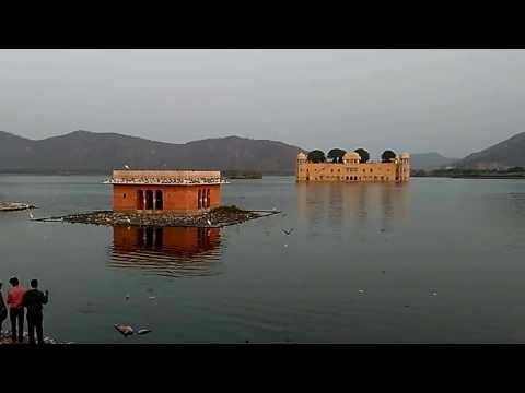 360° View of Jal Mahal in Jaipur: Rajasthan Tourism