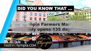 Olympia Farmers Market Working | Best In Olympia | Olympia WA