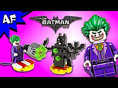 lego batman movie the joker battle training 30523 speed. Black Bedroom Furniture Sets. Home Design Ideas