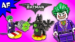 Lego batman movie the joker battle training 30523 speed build