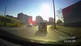Дурдом на дорогах