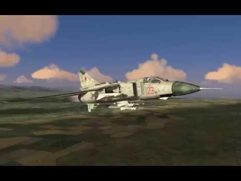 МиГ-23MLD -ТОТ ЕЩЁ~