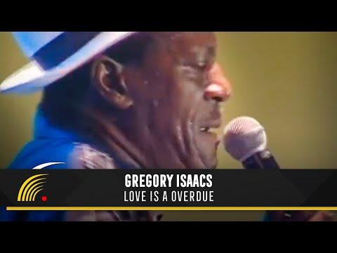 Gregory Isaacs - Love Is a Overdue - Live Bahia Brazil
