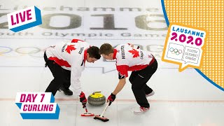 RELIVE - Curling Final - Japan vs Norway - Day 7 | Lausanne 2020