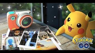Noticias de Pokémon Go - Descubre tú fotógrafo interior