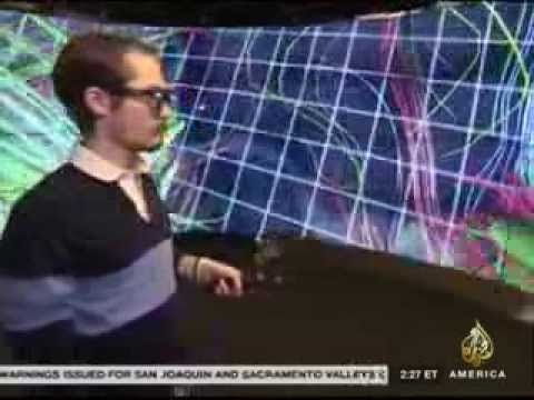 EVL and NASA ENDURANCE on Al Jazeera America