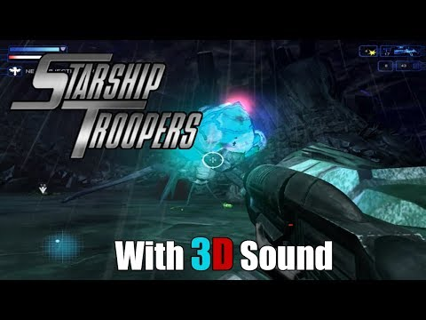 Starship Troopers with 3D sound (CMSS-3D HRTF)