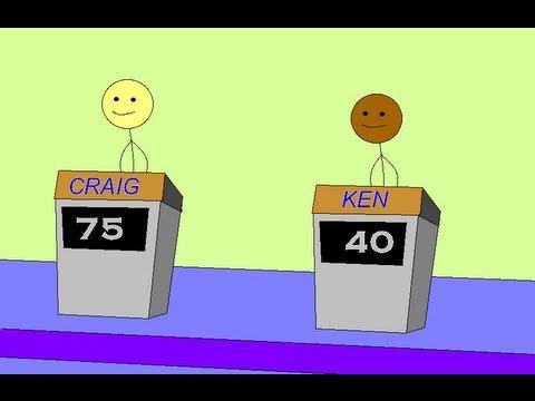 Quiz Show    (Bible Contradictions)