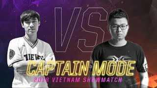 [25.11.2018] Team Levi vs Team Sofm [Captain Mode][Allstar VietNam 2018]