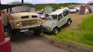 Camp Area - Abenteuer und allrad 2016 - Video