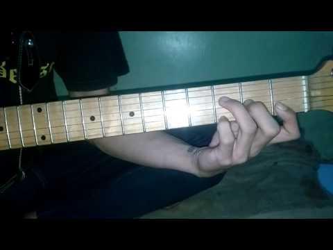 Lesson fingerstyle gigi - akhirnya part1 by yusuf saputra