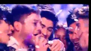 Matt Cardle Punches Dannii Minogue In The Face X Factor Final 2010 Funny Clip Matt Cardle Hits Danni