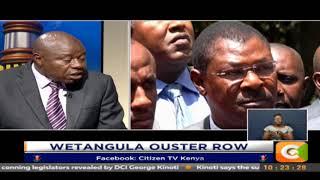 Opinion Court | Wetangula Ouster Row #OpinionCourt