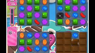 Candy Crush Saga Level 131 - 1 Star No Boosters