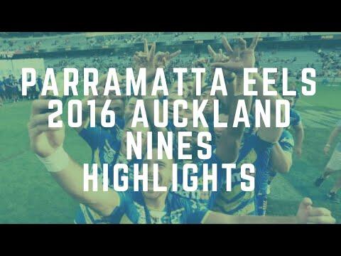 Parramatta 2016 Auckland Nines Tries