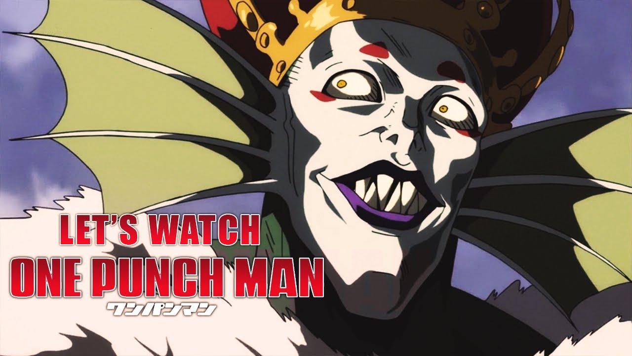 Watch One Punch Man Online