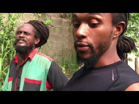 Off The Grid Living (Rastas House) Life in Ghana