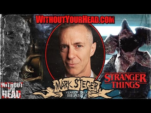 STRANGER THINGS Mark Steger