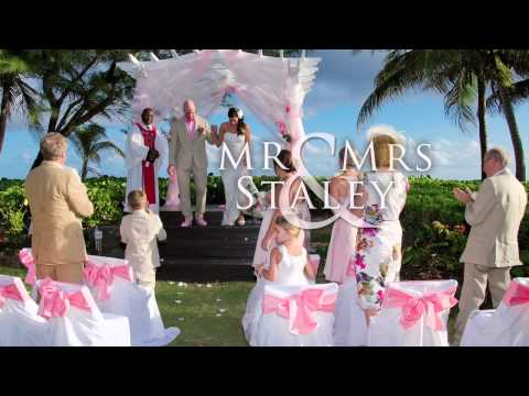 Mr & Mrs Staley's wedding video - Turtle Beach - Barbados