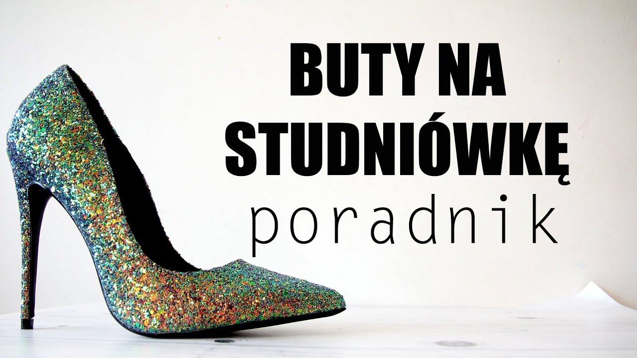 06befc58 👠IDEALNE BUTY NA STUDNIÓWKĘ 👠 poradnik ShoeLove - YouTube