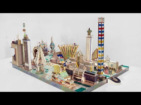 Bodys Isek Kingelez: City Dreams | MoMA LIVE