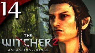 Let's Play The Witcher 2 [BLIND] - Part 14 - Malena, Anezka, and Cedric  [Enhanced Edition]