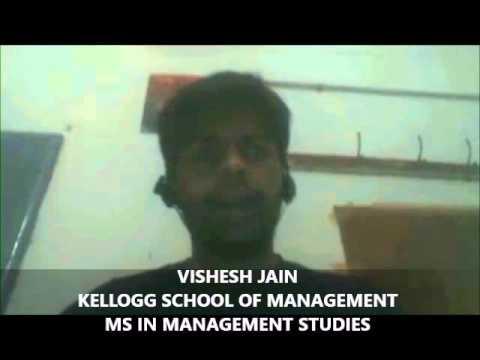 Kellogg School of Management MSMS