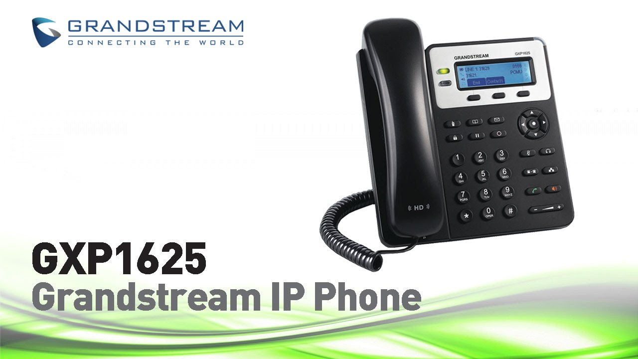 Driver: Grandstream GXP1620 IP Phone