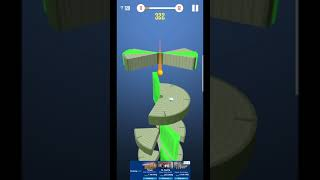 Popular Wooden Helix Jump Related to Games