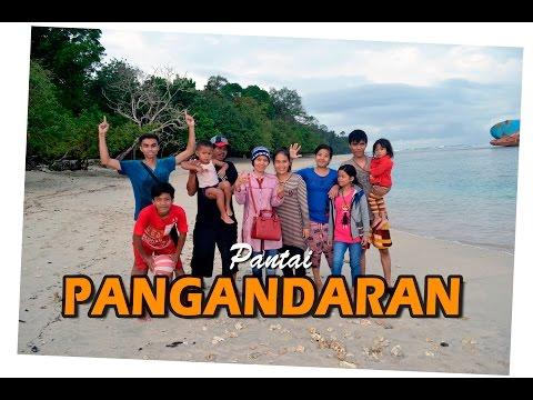 Pantai Pangandaran - Berwisata Bersama Keluarga Di Pantai Pangandaran - Ciamis, Jawa Barat