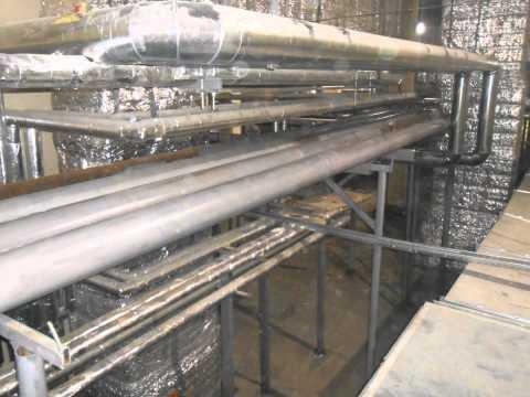 Сварка трубопроводов большого диаметра